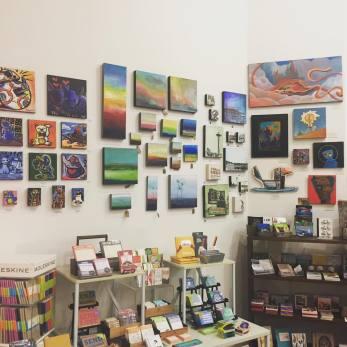 The $100 and Under art sale (Image: Retrofit Home)