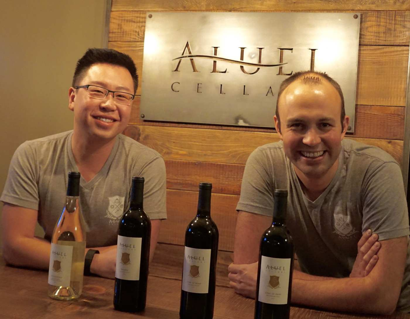Aluel Cellars brings tasting room experience to Capitol Hill