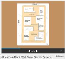Africatown Black Wall Street Seattle: Visions for Midtown Center 4.4.2015
