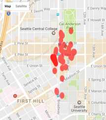 See latest outage updates at seattle.gov/light/sysstat/