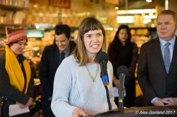 Nicole Grant, King County Labor Council