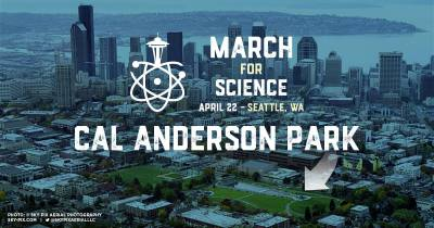 March For Science - Seattle @ Cal Anderson Park | Seattle | Washington | United States