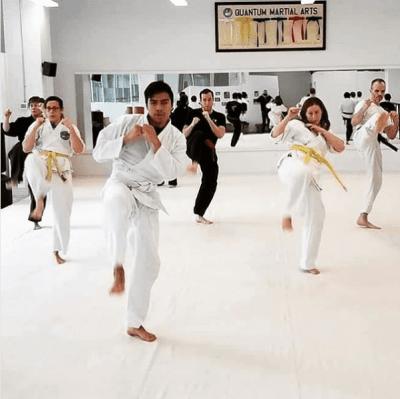 Quantum Martial Arts: General Class @ Quantum Martial Arts