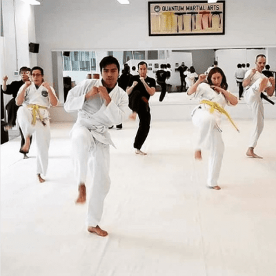 Quantum Martial Arts: General Class @ Quantum Martial Arts