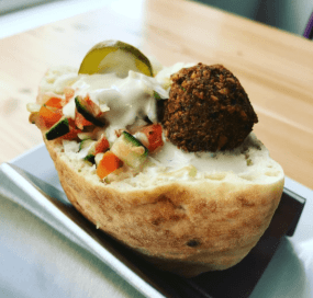 (Images: Aviv Hummus Bar)