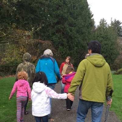 Free Family Weekend Walk: Swing into Spring @ Washington Park Arboretum