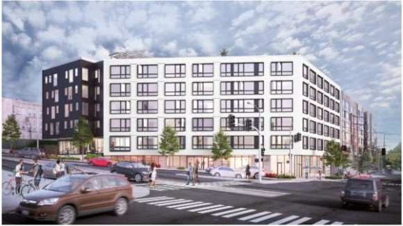 Construction is underway on this long-planned project at 14th and Madison