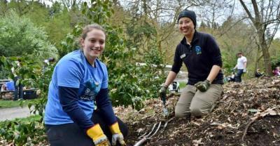 Earth Day at the Arboretum @ Washington Park Arboretum UW Botanic Gardens