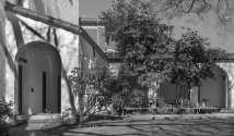 Kerry Hall Colonnade (Image: John Feit)