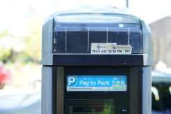 Pay-by-plate