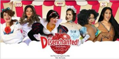 Off Broadway Musical Hit 'Disenchanted!'