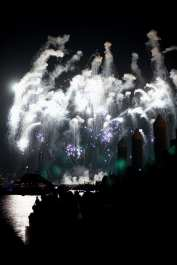 Lake Union Fireworks 201817