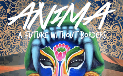 ANiMA: A Future Without Borders @ Cal Anderson Park