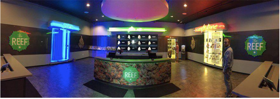 Pot shop The Reef ready to light up for Hempfest debut on E Olive Way