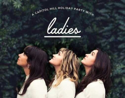 The Cloud Room Presents: A Holiday Party with LADIES! @ The Cloud Room