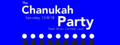 The Chanukah Party @ The Russian Community Center of Seattle