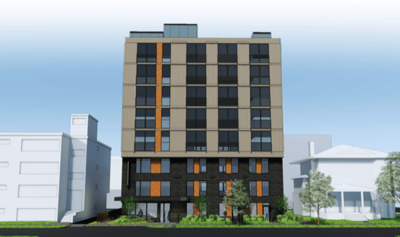 Design review: ?Upscale? microhousing must play nice with neighbors on Harvard Ave E