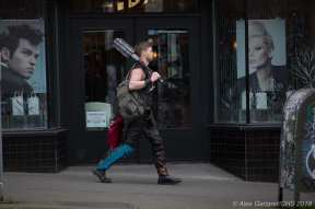 Cosplay… or Capitol Hill? It's Comic Con