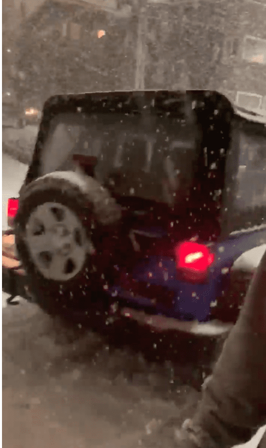 So, what happened to the Capitol Hill snowball road rage driver?