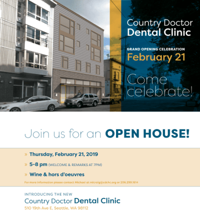 Country Doctor Dental Clinic Open House @ Country Doctor Dental Clinic