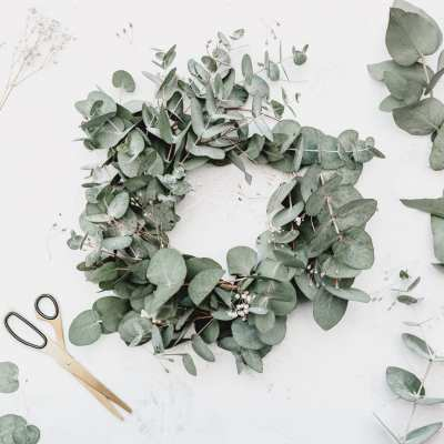 Spring Wreath Making | April 20 | $50 @ The Works Seattle