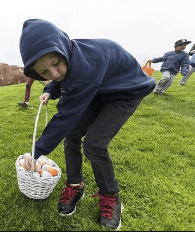 Capitol Hill-area Egg Hunts 2019
