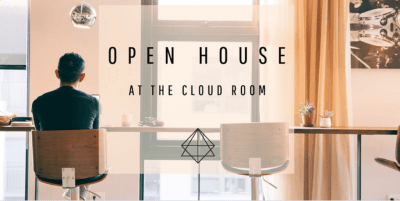 Free Day of Coworking at The Cloud Room @ The Cloud Room