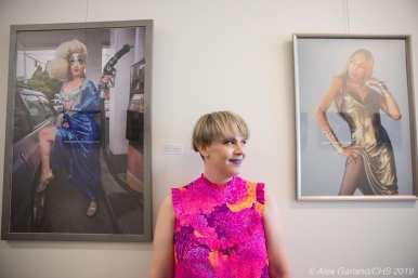 At Kelly O's show at 12th Ave Arts