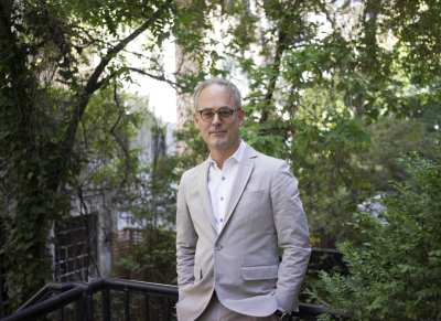 Seattle Arts & Lectures Literary Arts Series: Amor Towles @ Benaroya Hall, S. Mark Taper Foundation Auditorium