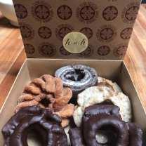 (Image: Half and Half Doughnut Co. )