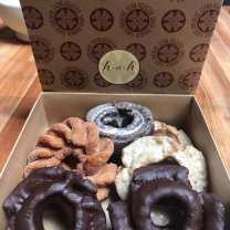 (Image: Half and Half Doughnut Co. )