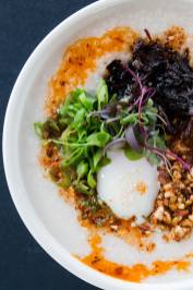 Red-Braised Beef Congee (Image: Jeriel Calamayan, courtesy Lionhead)