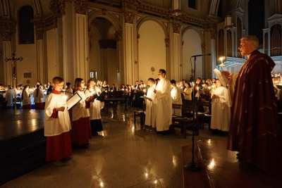 A Service of Readings and Carols at St. James Cathedral @ St. James Cathedral