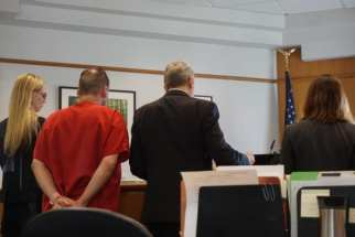David Nichols faces a count of second degree murder and second degree assault (Image: CHS)