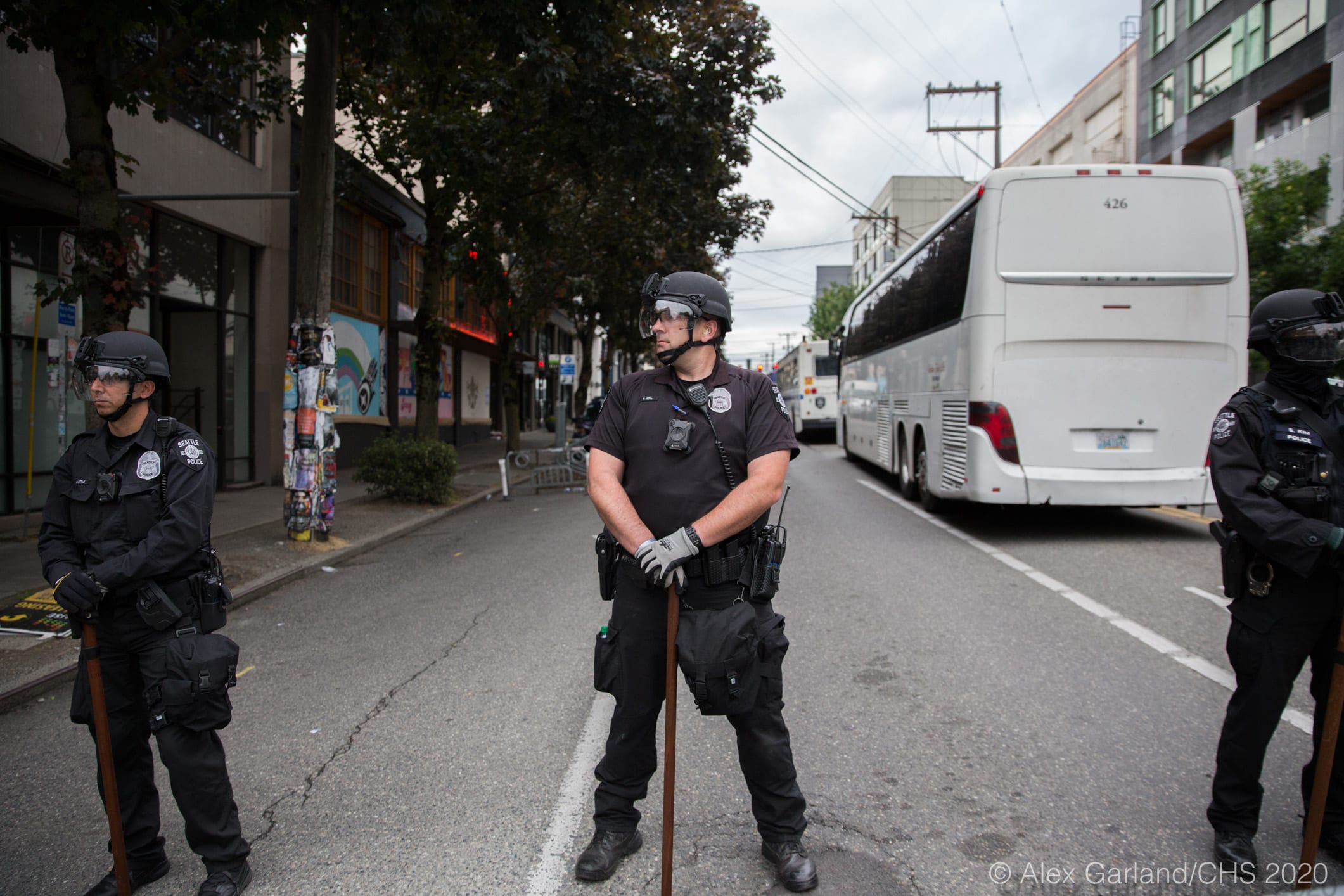 Seattle Police Department brings 'perfect storm' concerns to East Precinct community crime meeting