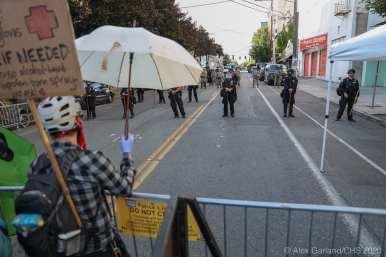 Capitol Hill protests continue