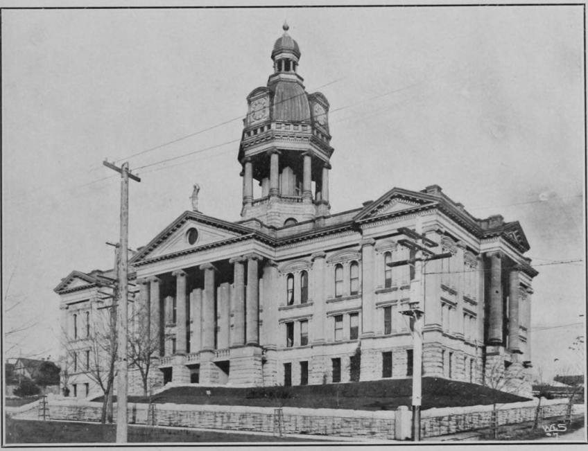 King County Courthouse, 1909