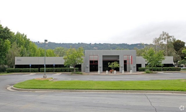 This former Nissan training facility in Pleasanton, California was been converted to a DEA regional lab.
