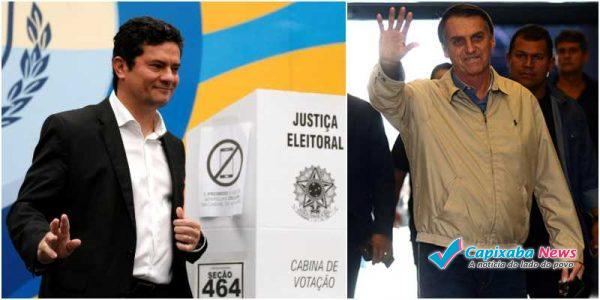 Moro no ministério de Bolsonaro seria o fim da lava jato