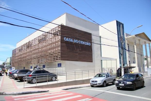 Espaço do Empreendedor fica na Casa do Cidadão, no centro da cidade.