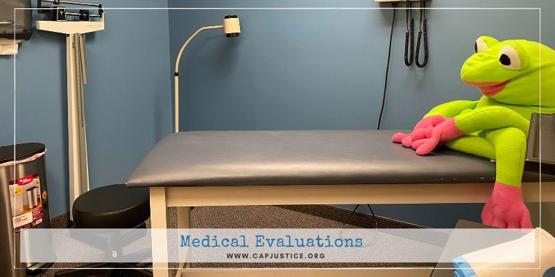 Medical Evaluation Room