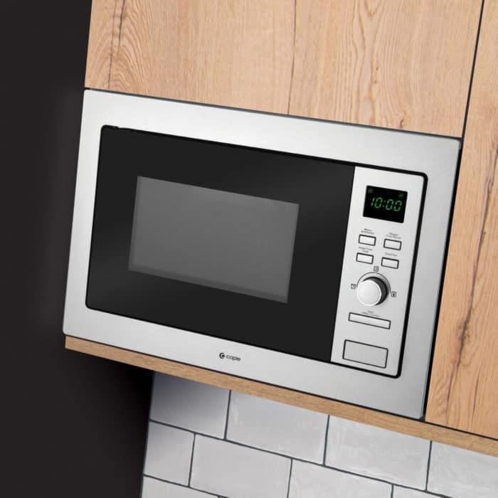 built in wall unit microwave grill