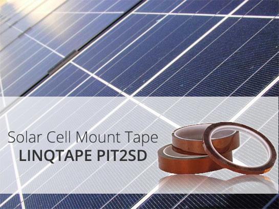 Solar-cell-mount-tape