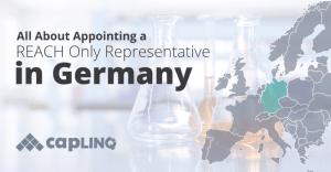 Reach only representative Germany