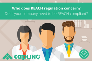 does my company needs to be reach compliant