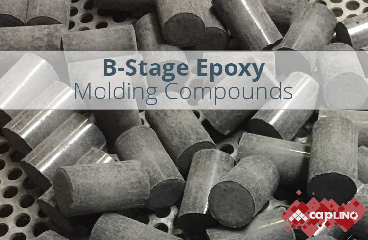 B-Stage Epoxy Mold Compound Systems