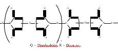 imide extended liquid bismaleimide monomer