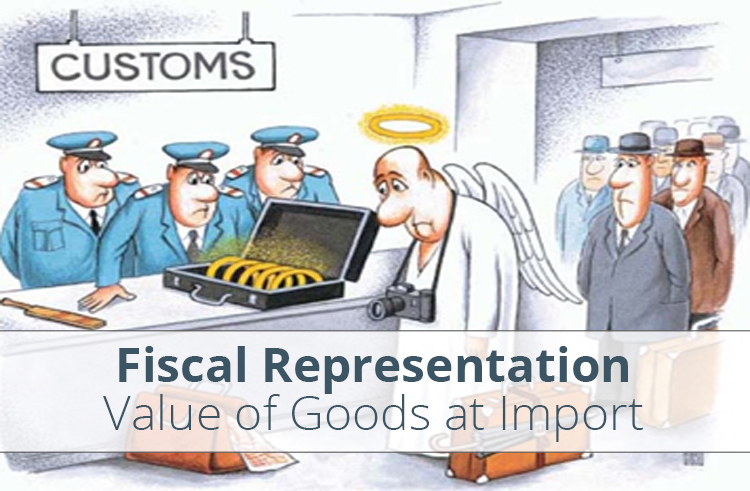 Determine the Value of Goods when importing into EU