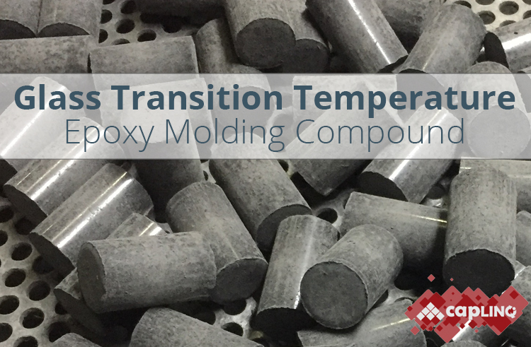 Glass Transition Temperature (Tg) of Epoxy Mold Compounds