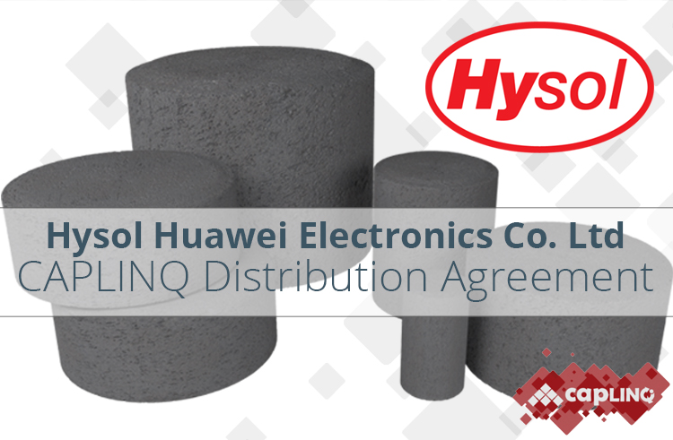 Caplinq Hysol EMC distribution agreement
